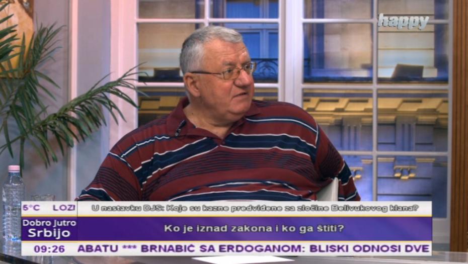 Brak albankama za agencija sa Srbi za