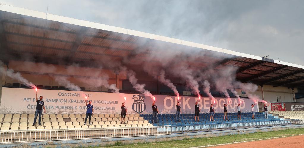 VELIKA ČAST Slavni klub iz Beograda otvara stadion evropskog velikana!
