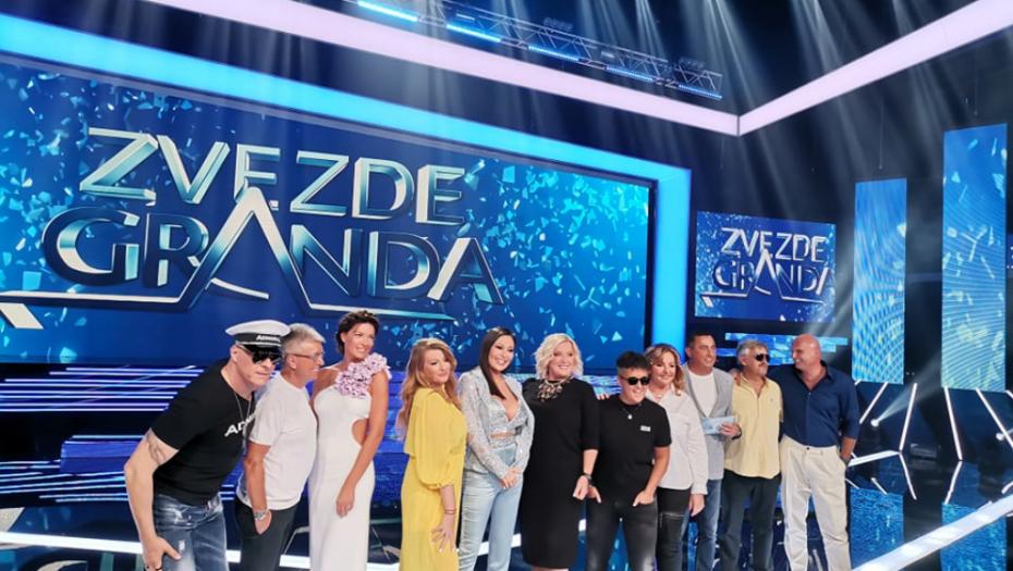 """SVI SU SE IZNENADILI Ovo su pravila nove sezone """"Zvezde Granda""""! - Alo.rs"""