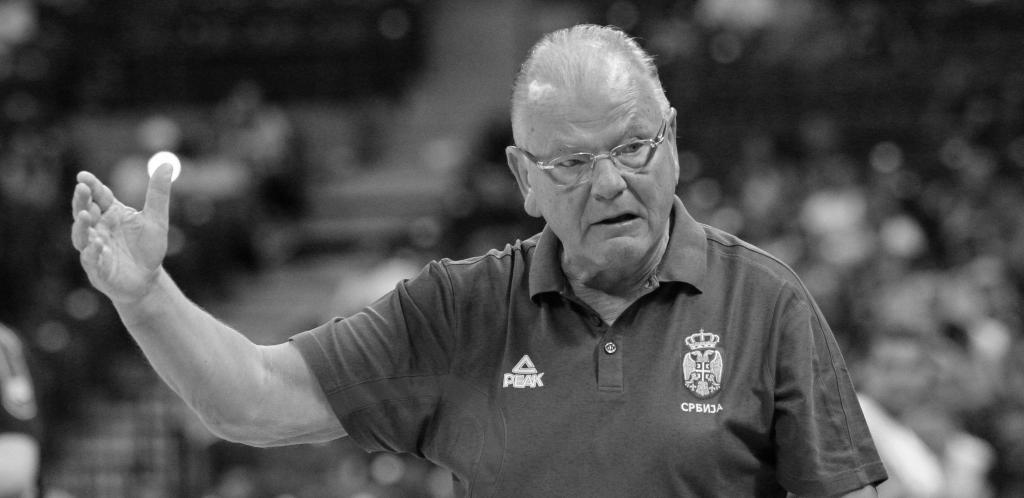 DOŽIVOTNO SAM ZAHVALAN! Naš legendarni košarkaš se emotivnim rečima oprostio od Dude Ivkovića!