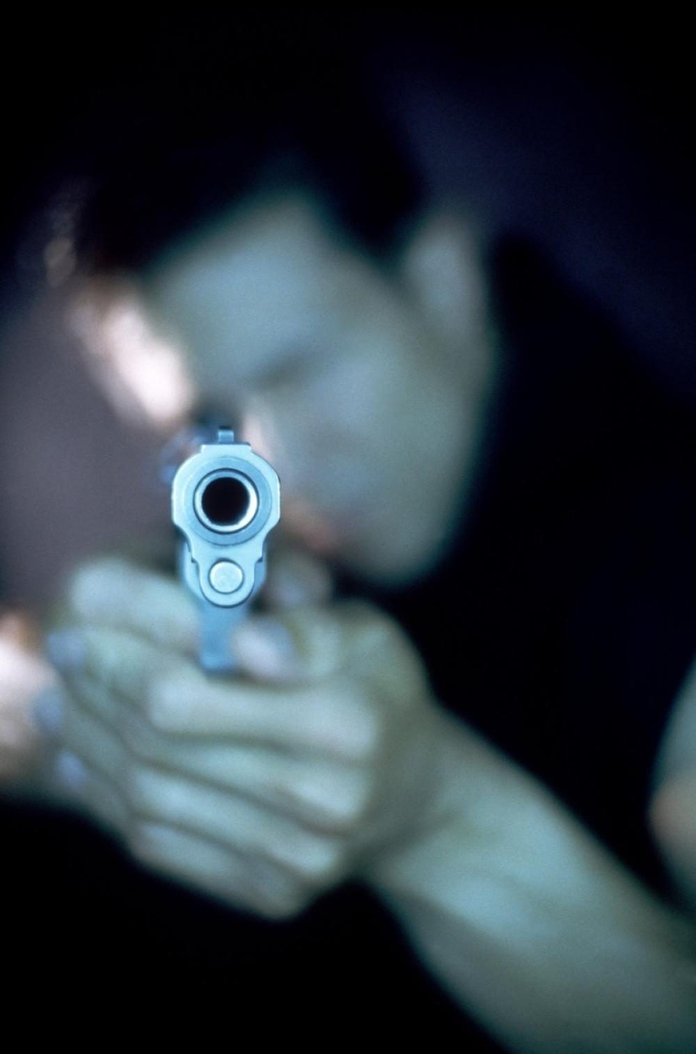 Pucnjava Sačekuša Pištolj
