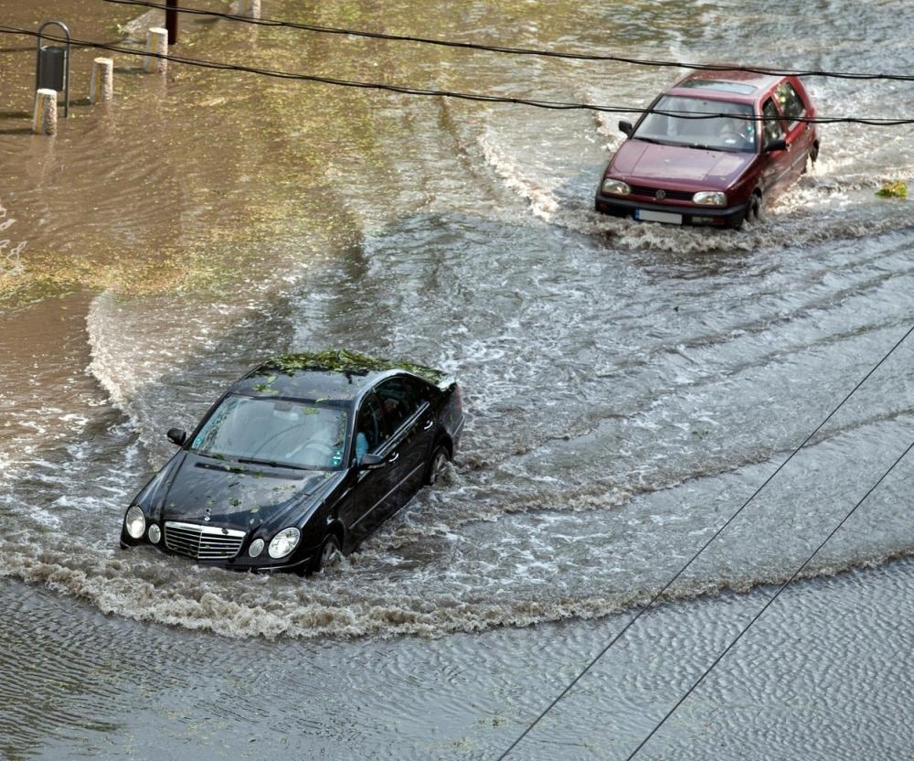 Kiša Poplava Vremenska prognoza