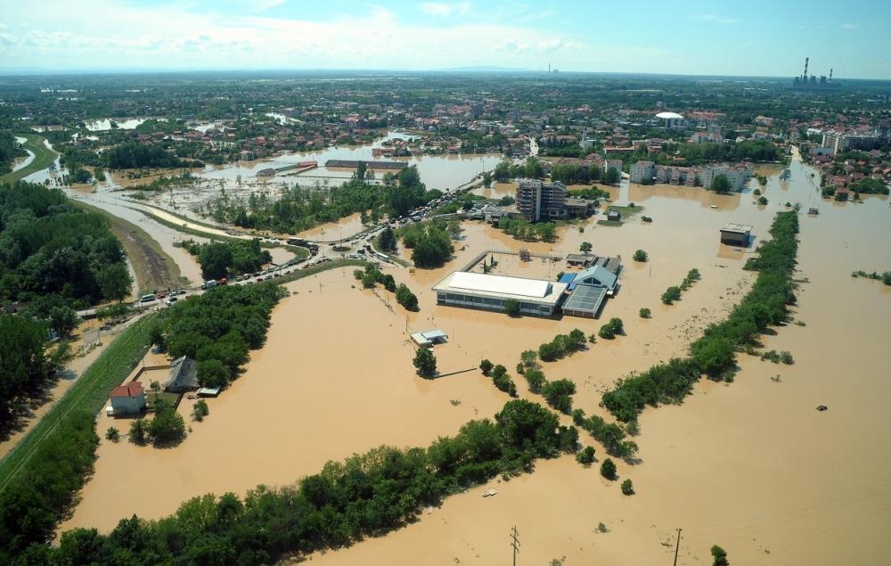 Flood 2014 Obrenovac