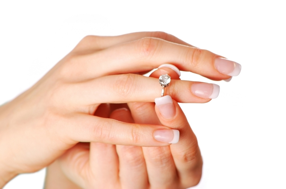 Prsten sa dijamantom dragim kamenom Verenički prsten