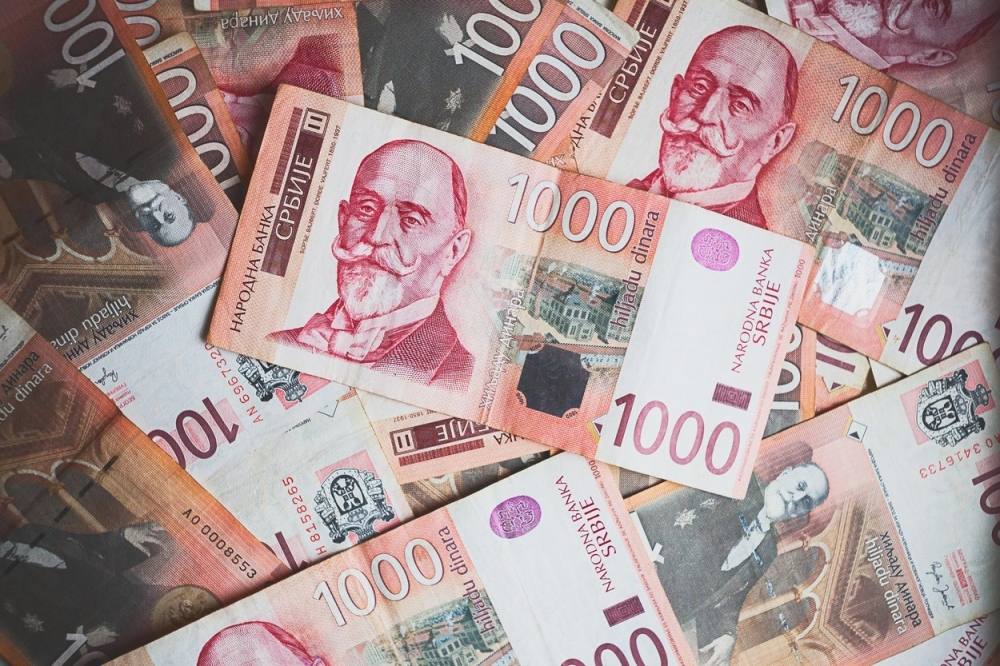 Dinar Dinari Novac Pare