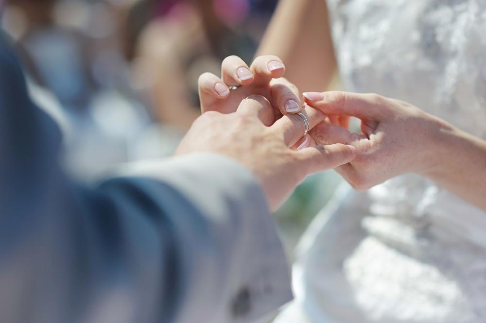 Venčanje Mlada Nevesta Mladoženja Brak