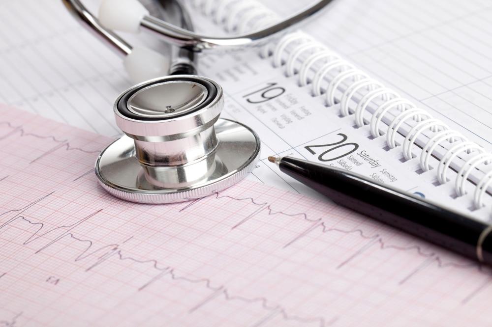 Lekar Doktor Pregled Kardiolog Kardiologija Bolesti srca EKG