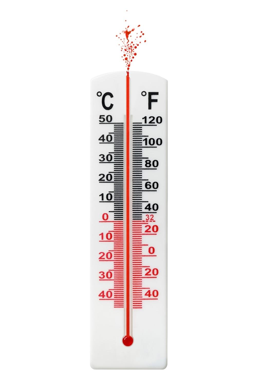 Termometar Paklena vrućina
