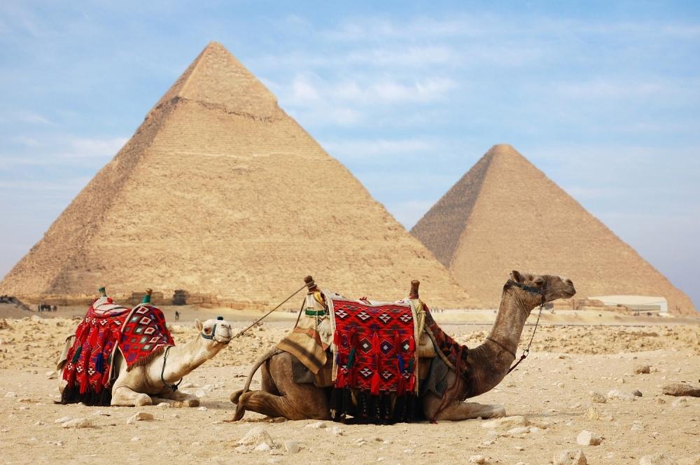 Piramide Egipat Kamila Kamile