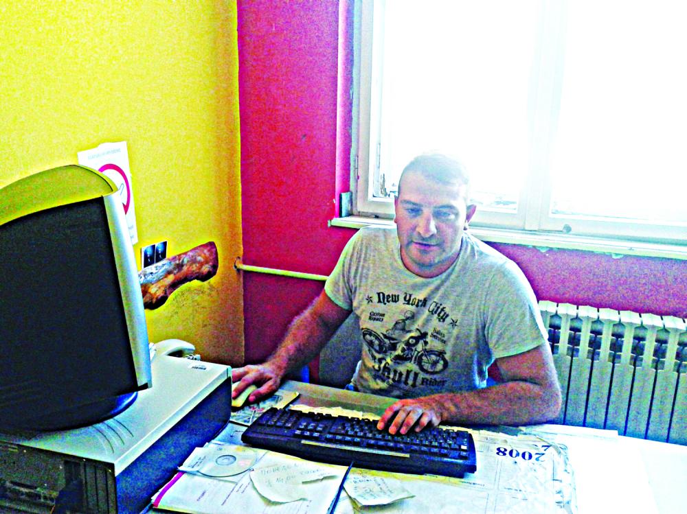 Inspektor Radomir Stević