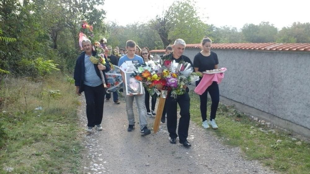 Sahrana Brankice Tošić