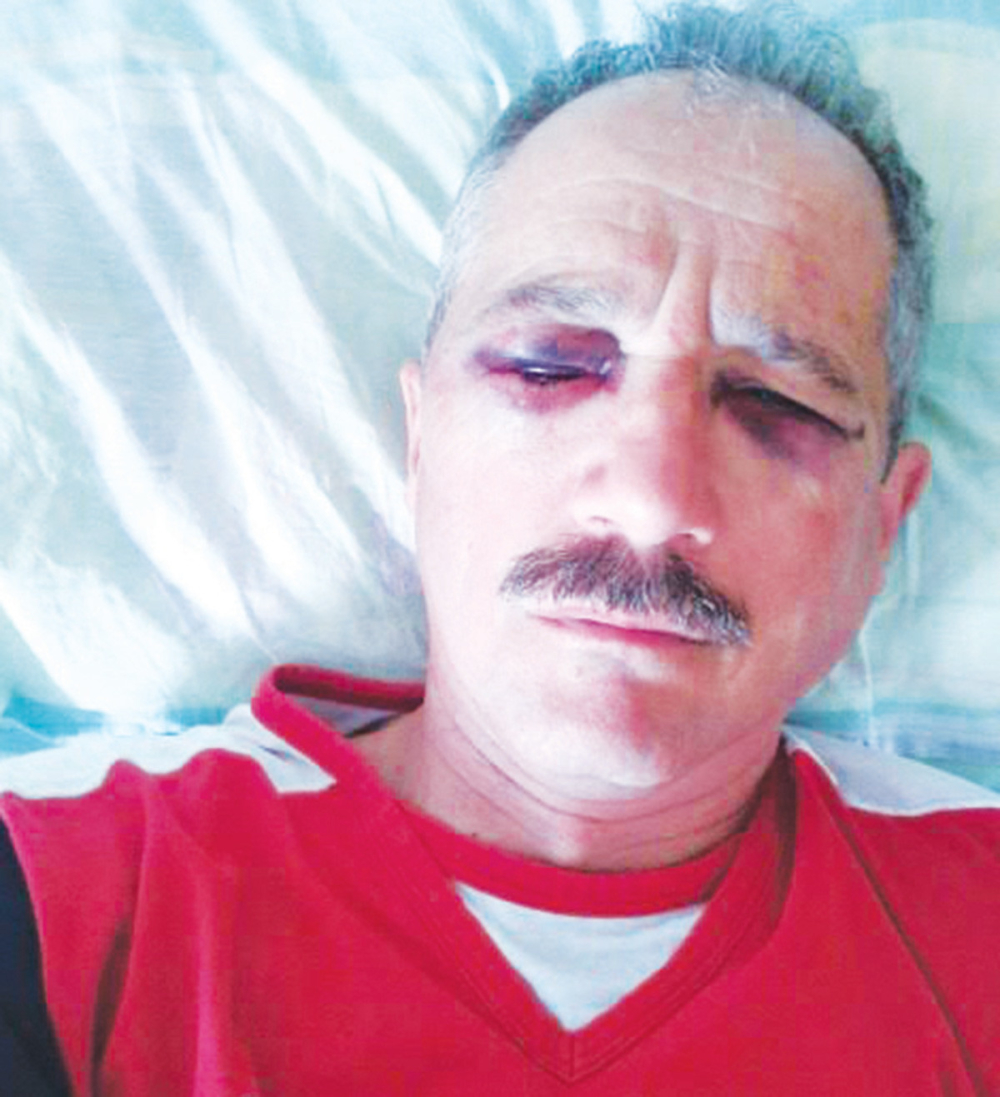 Ivan Vasiljković u bolnici