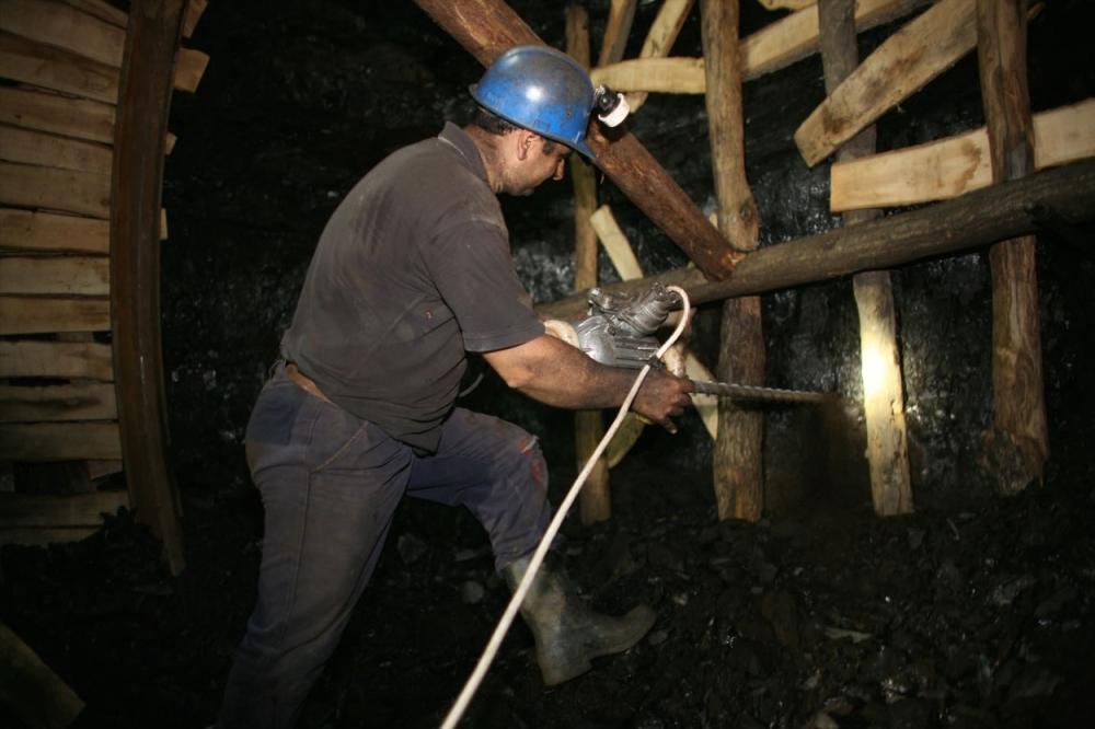 Rudar,ugalj,rudnik