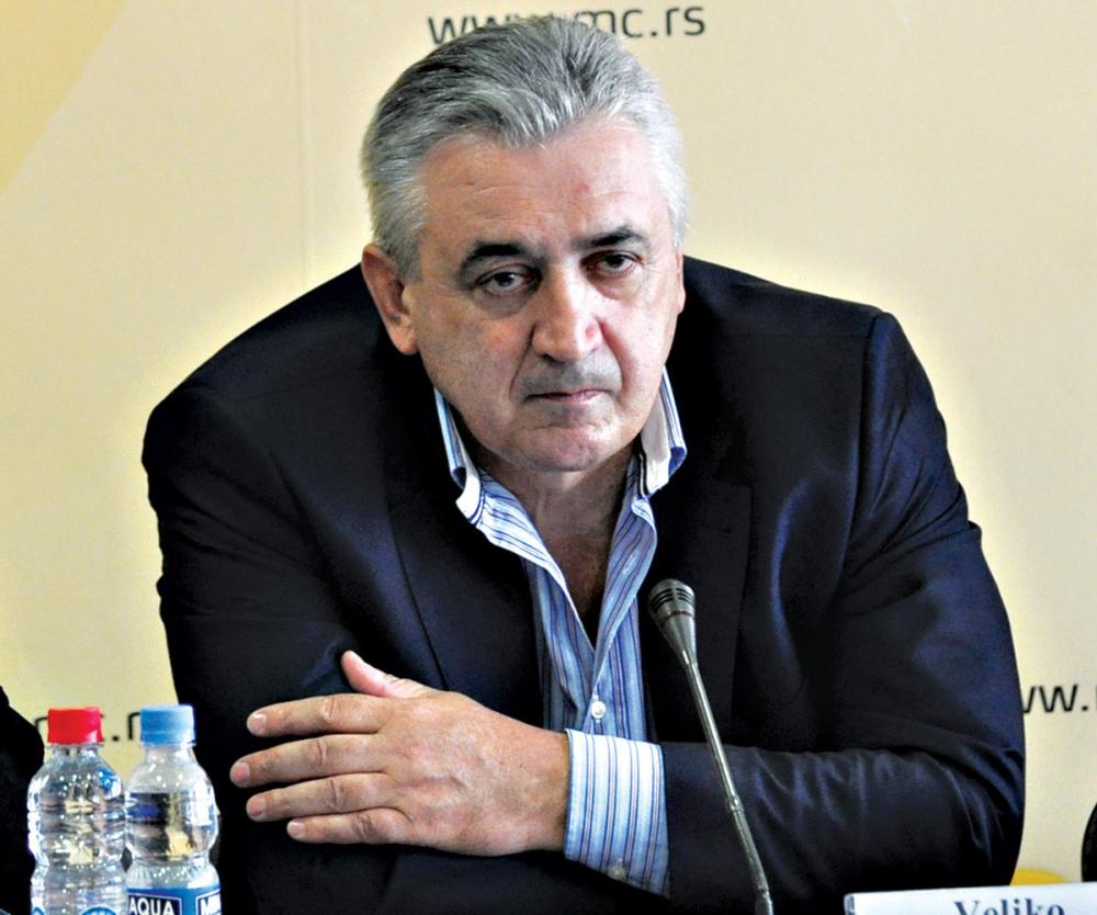 Udomio sina:  Veljko Odalović