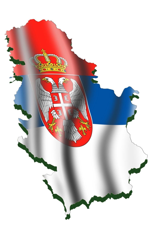 granice srbije karta Granice Srbije su bezbedne   alo.rs granice srbije karta