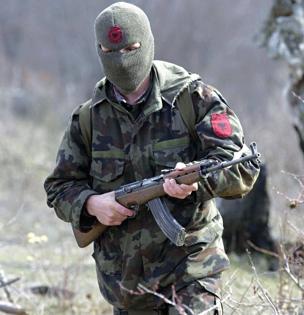 Albanski teroristi