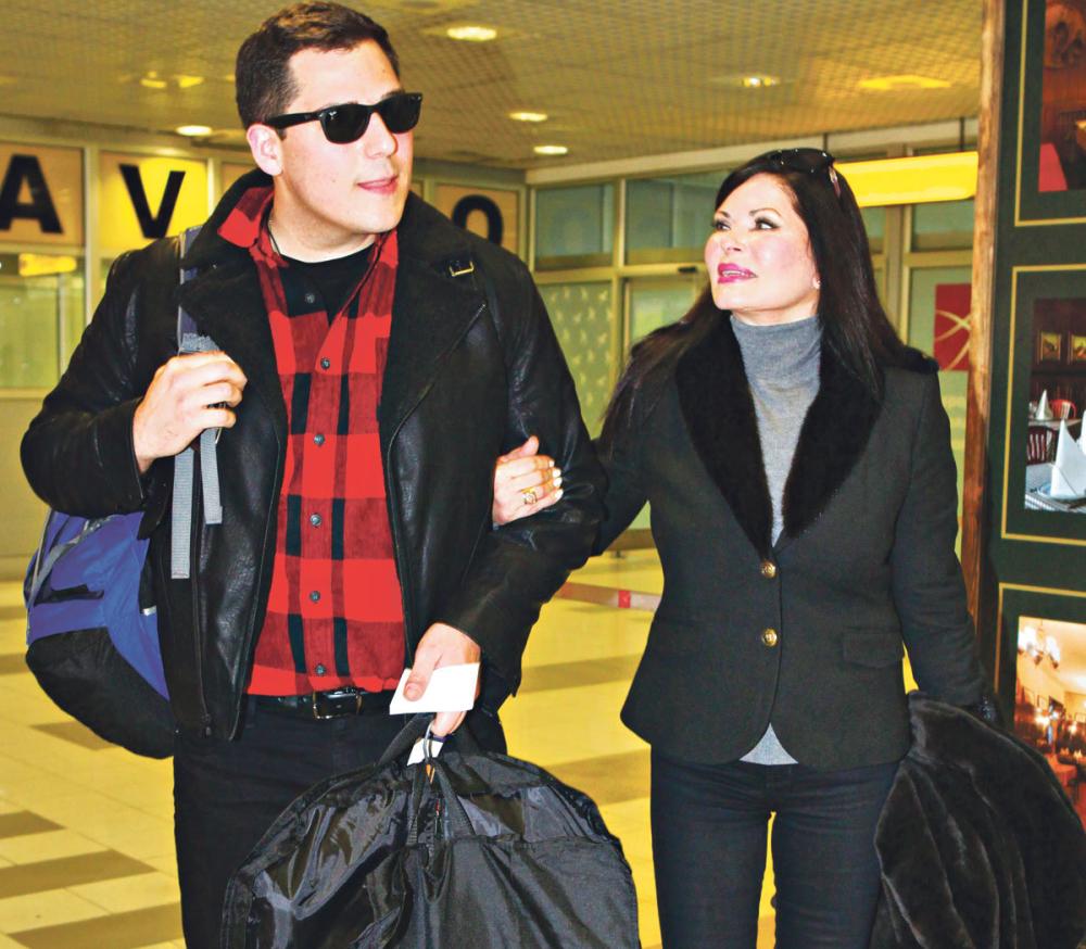 Jedva čekali da dođu u Srbiju: Devin i Mirjana height=874