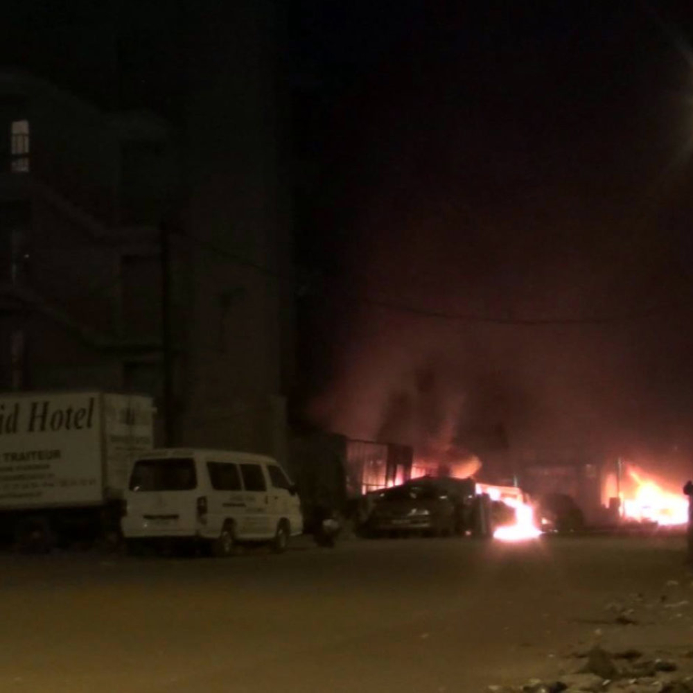Napad: Poubijani teroristi, na desetine mrtvih (VIDEO) - alo.rs