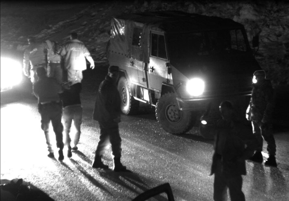 Вооруженные исламисты арестованы около монастыря Високи Дечани
