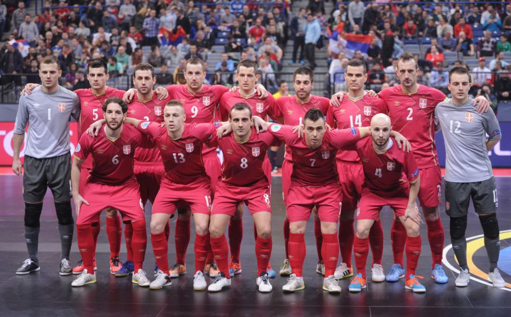Slikovni rezultat za serbia futsal
