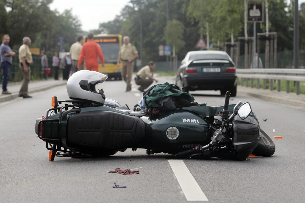 Motocikl Saobraćajna nesreća