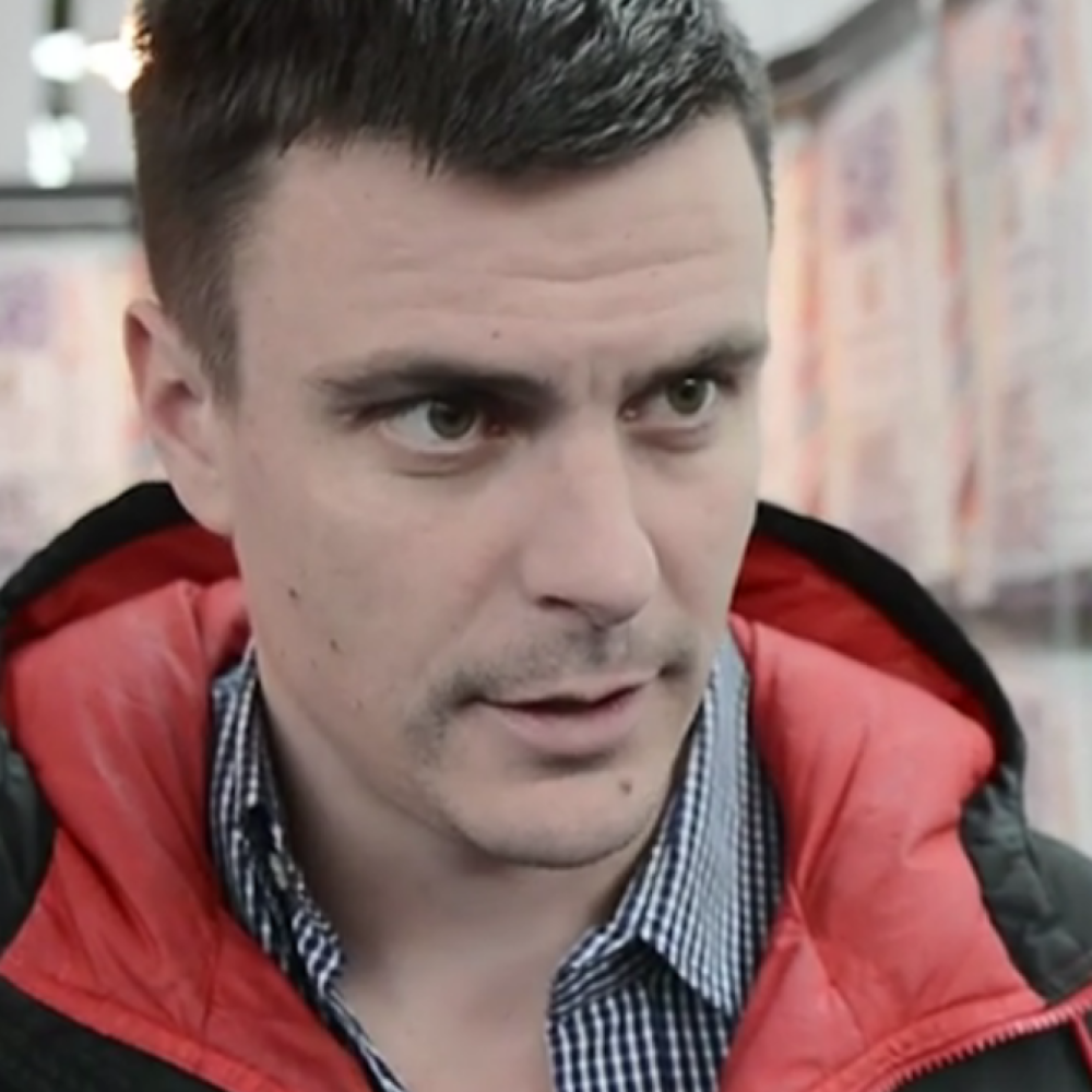 Ovaj snimak Vuka Kostića će vas zaprepastiti (VIDEO) - Smedia