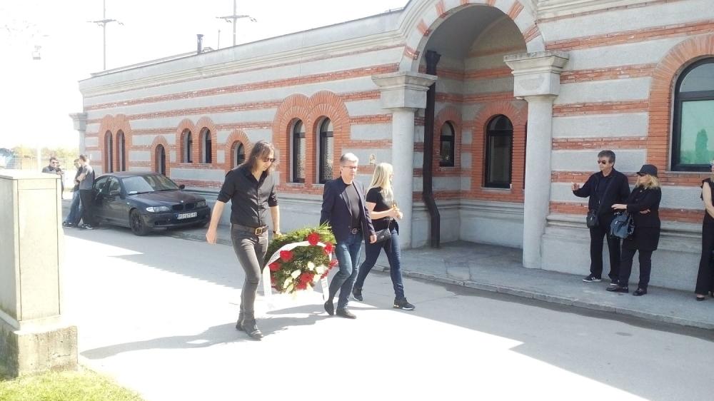 Saša Popović,Suzana Jovanovic, borca, sahrana, jelena krsmanovic,