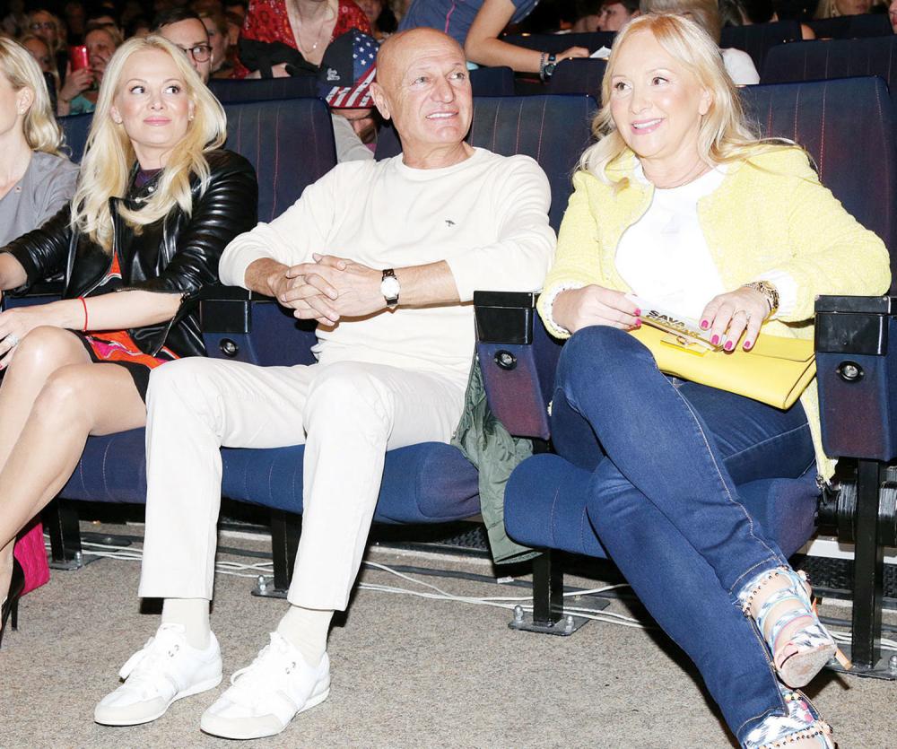 Porodično čekaju prinovu: Ilda,  Šaban i Goca Šaulić