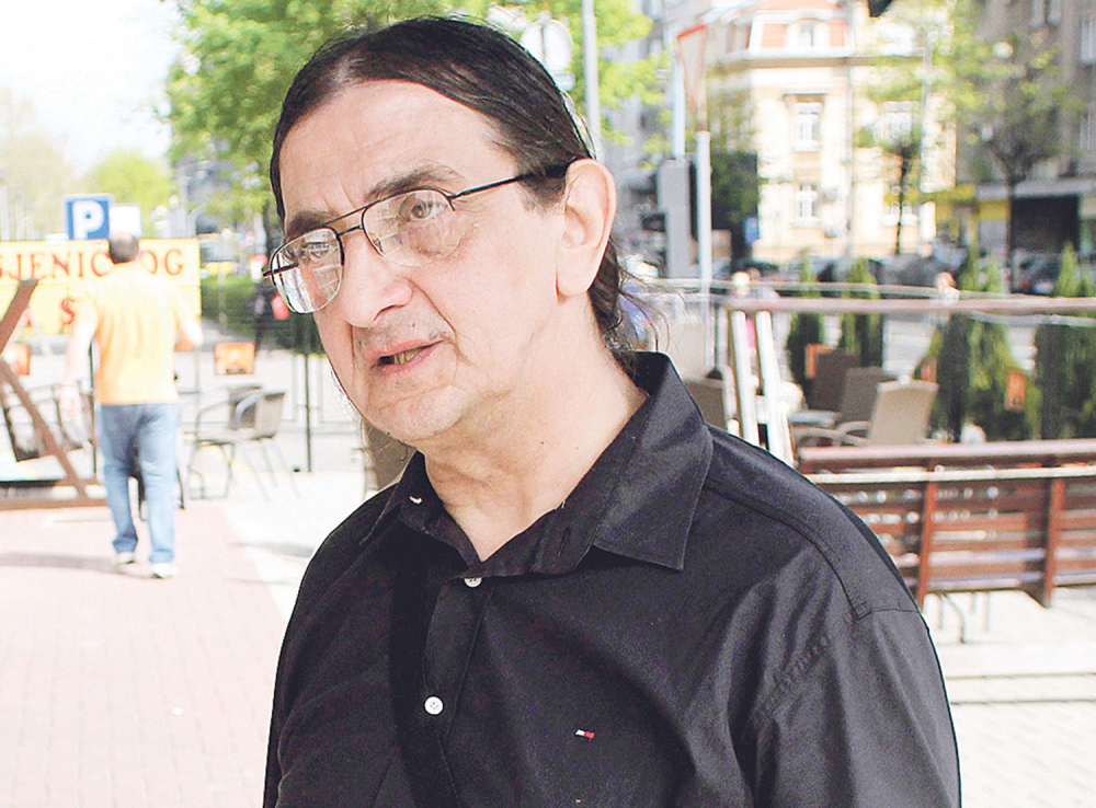 Očajan: Vladimir Marjanović