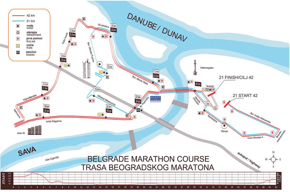 Ove Ulice Ce Danas Biti Zatvorene Zbog Maratona Alo Rs