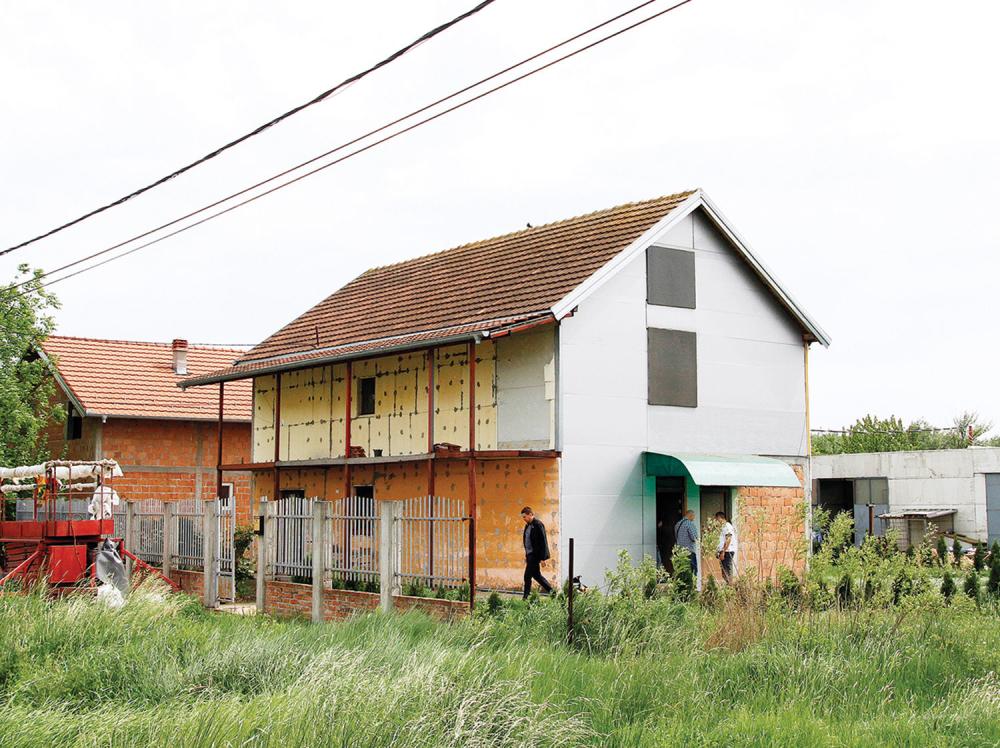Kuća Jahovića u Crvenki