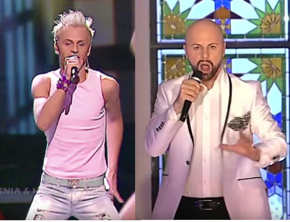 Slikovni rezultat za Fuad BAcković Deen in the disco