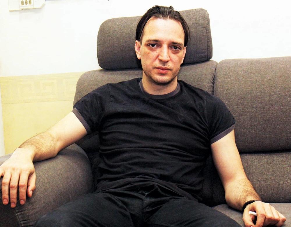 Radio  noću, spavao  danju: Zoran  Marjanović