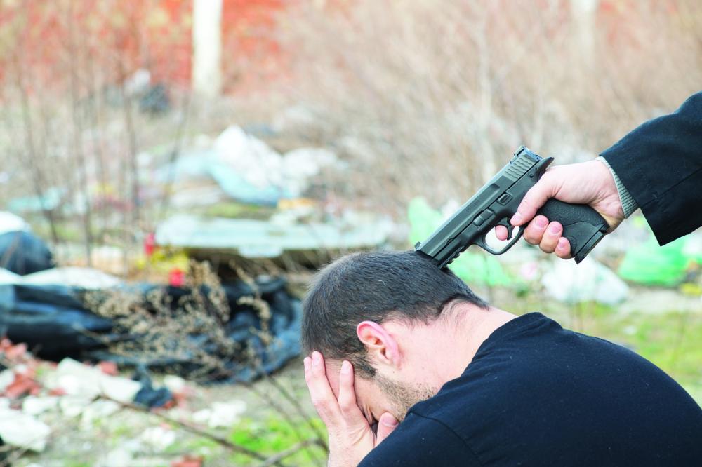 UBISTVo pištolj pucnjava