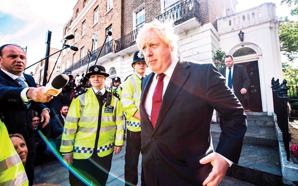 Budući engleski premijer: Boris Džonson