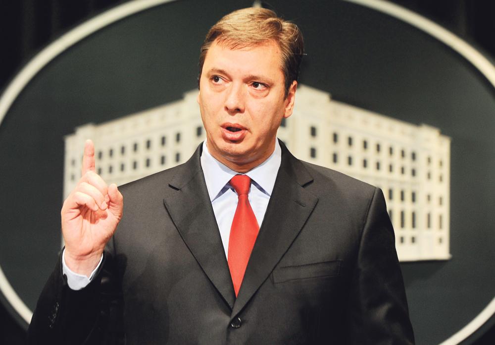 Ne trpi pritiske sa strane: Vučić