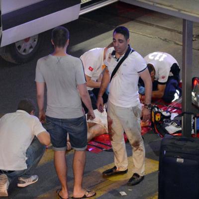 Turska eksplozija na aerodromu Ataturk