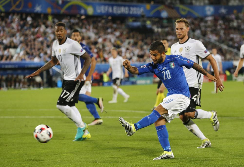 Nemačka - Italija