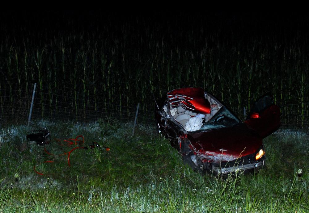 Devojka poginula u jezivoj nesreći