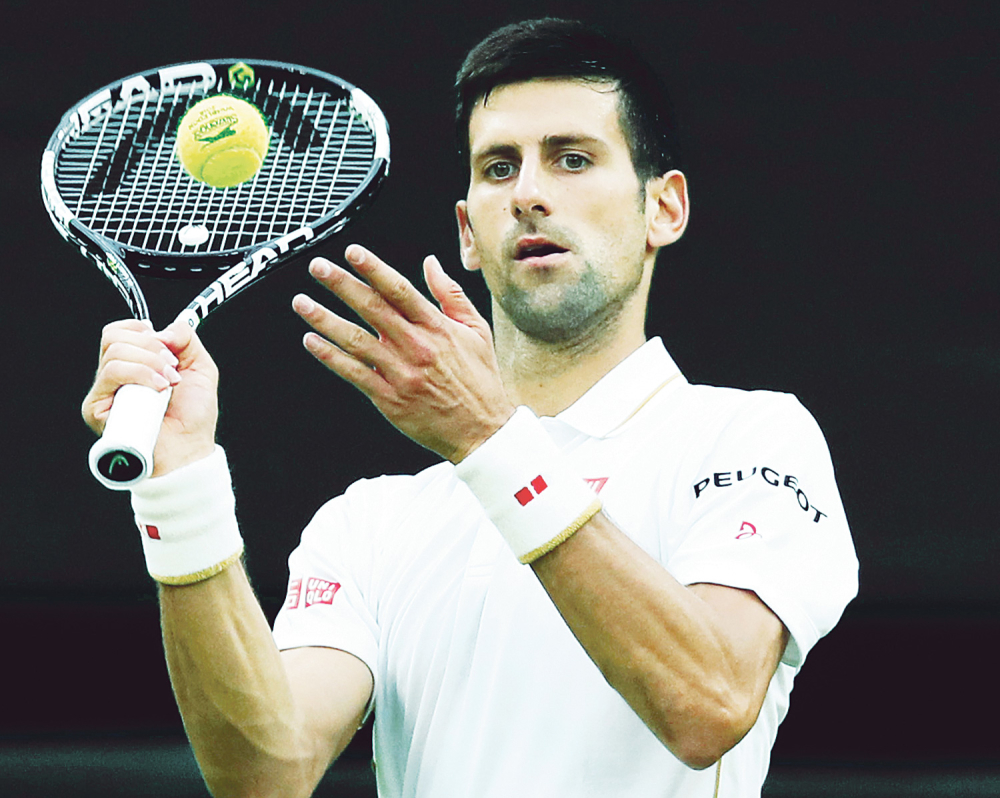 Za medalju u 17 sati: Novak Đoković