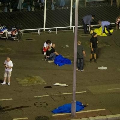 Nica teroristički napad Francuska