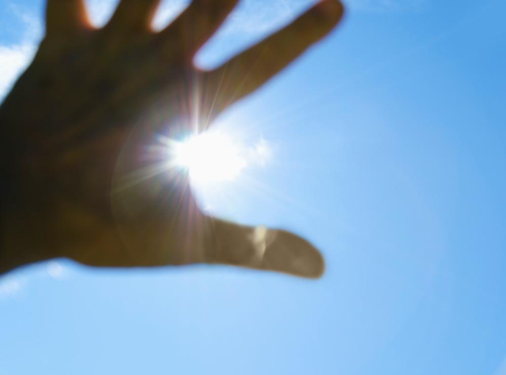 Sunce Sunčano vreme