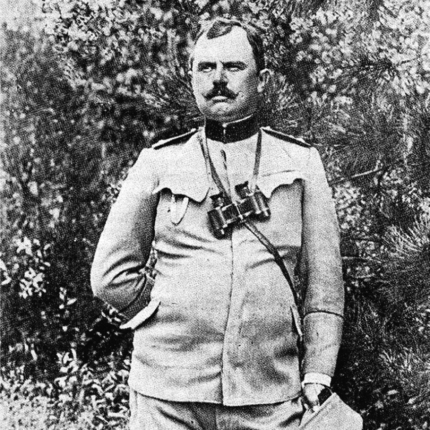 Major Dragutin Gavrilović