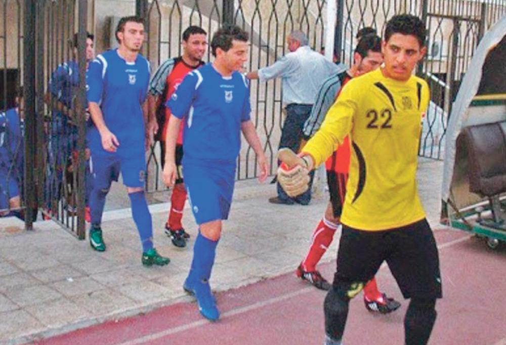 Абдул је био голман у репрезентацији Сирије! , Фото: промо