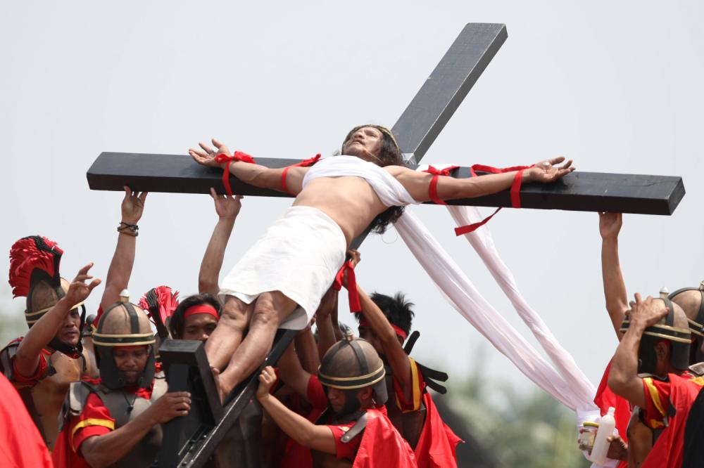 Isus raspeće