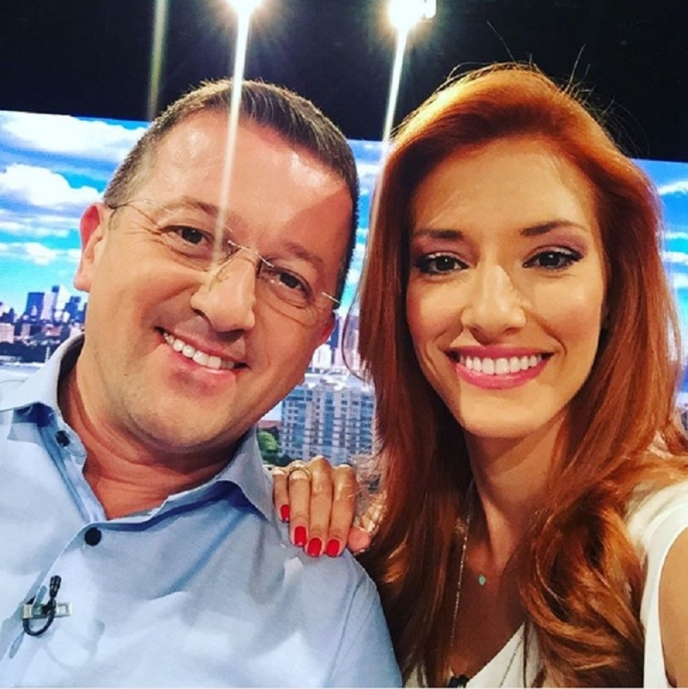 Jovana Joksimović i Srđan Predojević