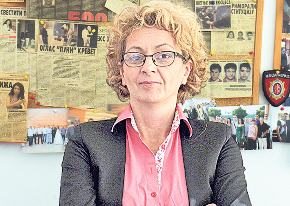 Odlučna: Ljiljana Stojanović