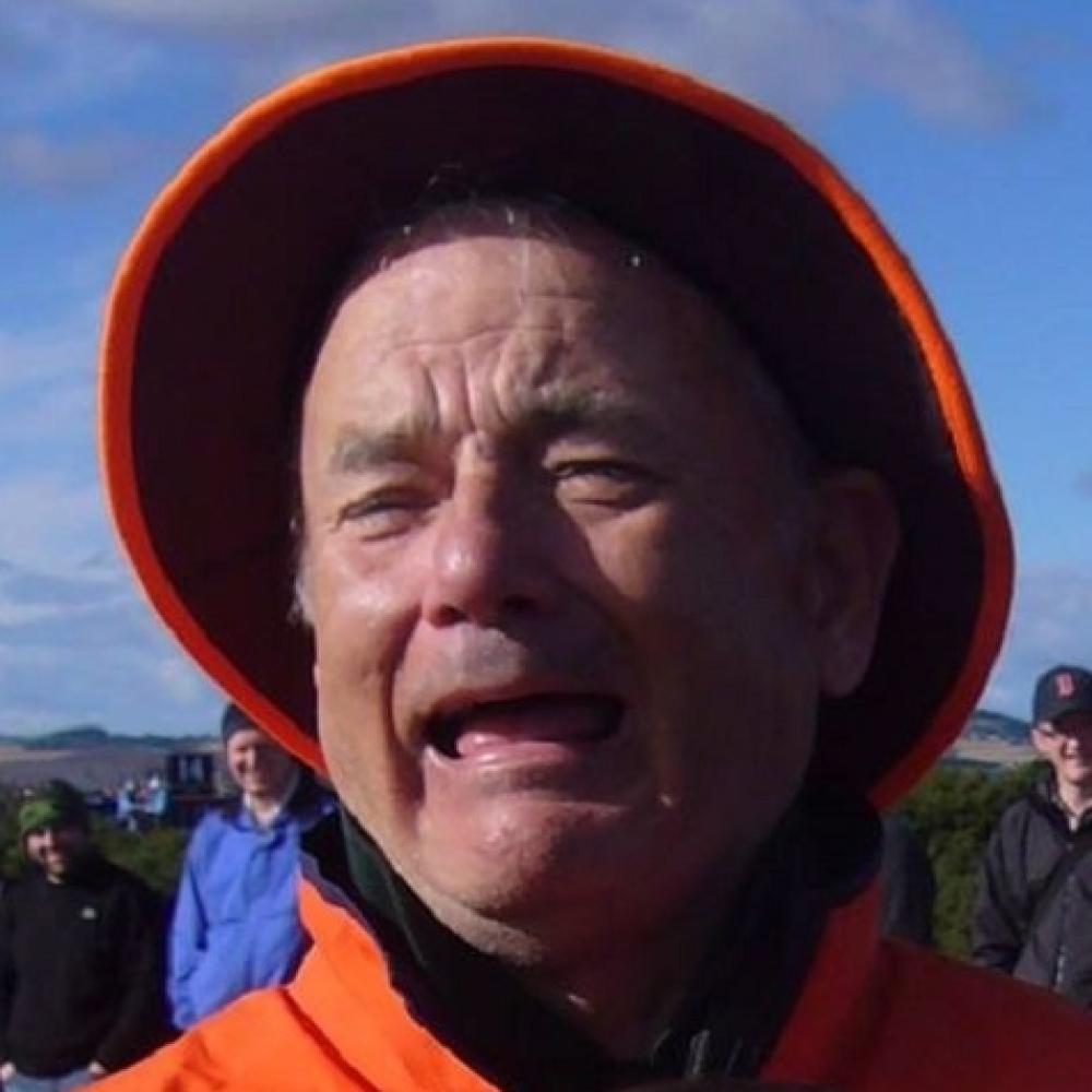 Da li je ovo Tom Henks ili Bil Marej? (FOTO) - alo.rs