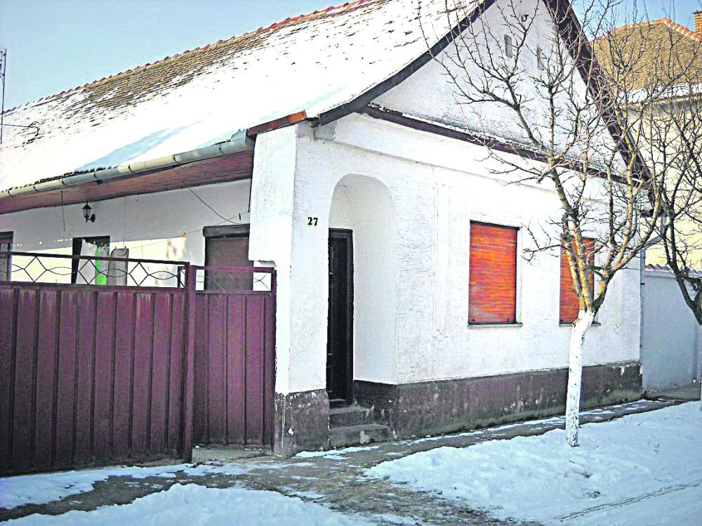 Kuća u Kljajićevu u kojoj se dogodilo ubistvo