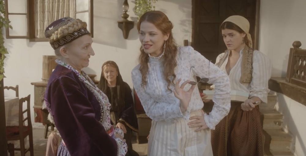 Marija Stokić igra prijateljicu iz Britanije